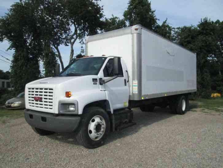 P42 Box Trucks For Sale