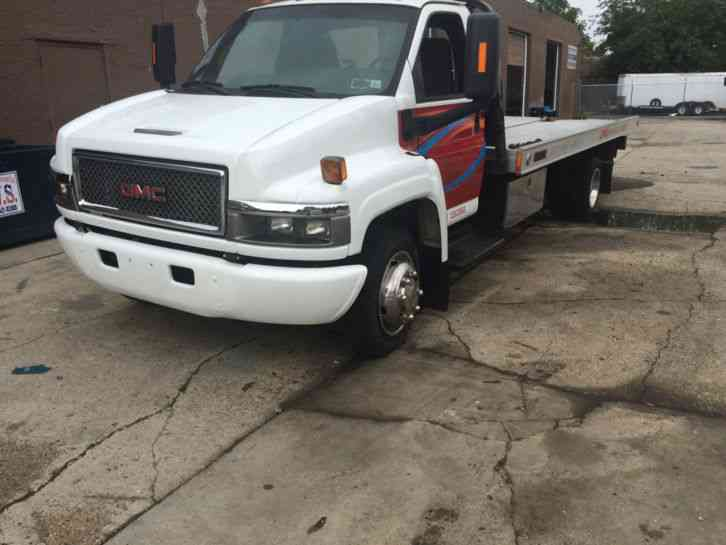 2004 gmc 5500 duramax tow truck for autos post. Black Bedroom Furniture Sets. Home Design Ideas
