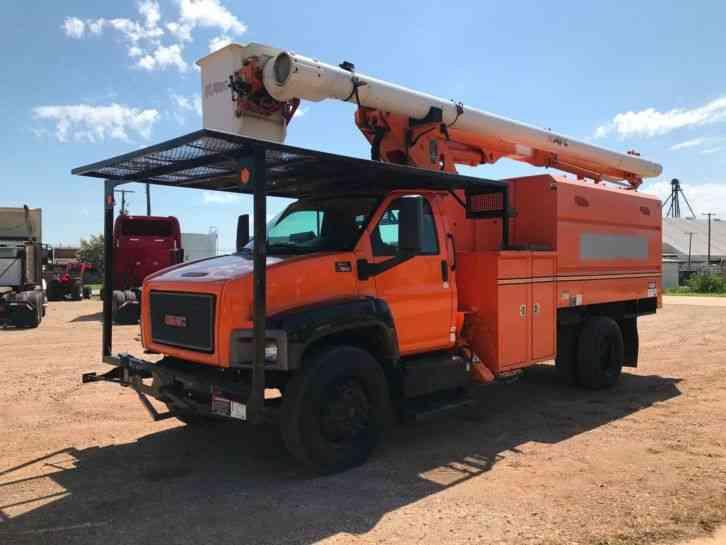 Altec 60 bucket Truck Pre use inspection checklist