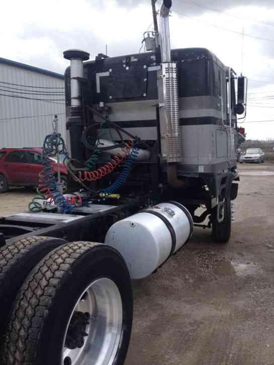 Tow Truck Houston >> GMC Astro 9500 (1980) : Sleeper Semi Trucks