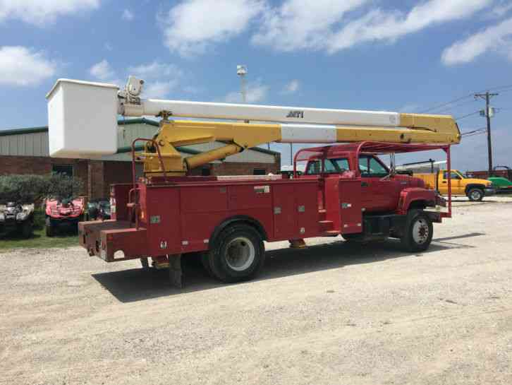 Gmc Topkick 1993 Bucket Boom Trucks