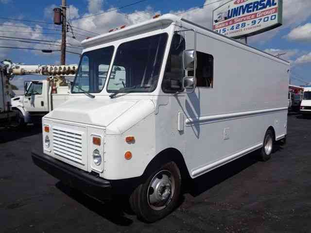 Lunch Truck For Sale >> Gmc Grumman Food Mobile Kitchen Lunch Truck Van 1992