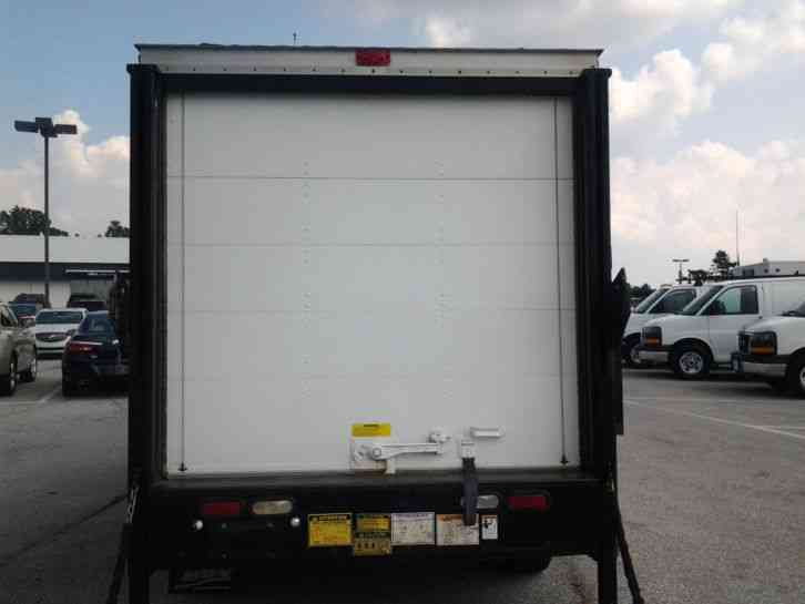 GMC Savana (2005) : Van / Box Trucks
