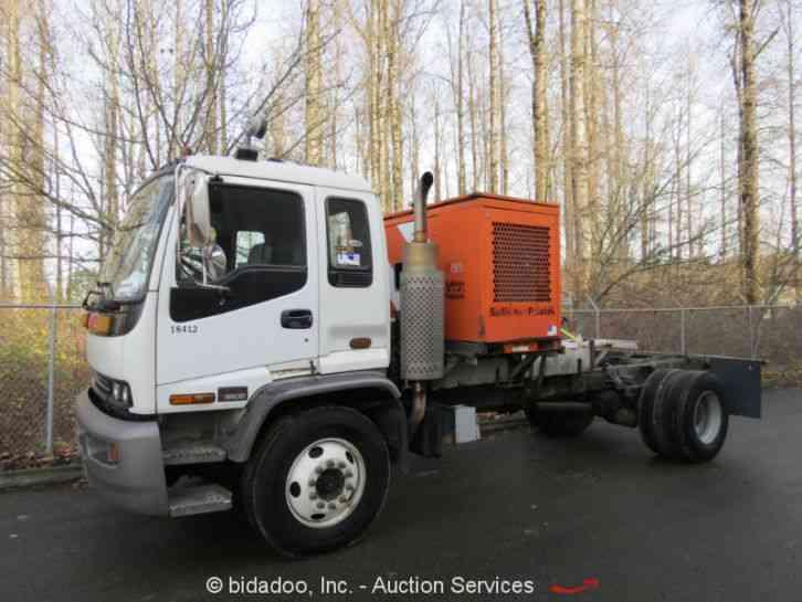 Gmc T8500 Truck Cab 58275