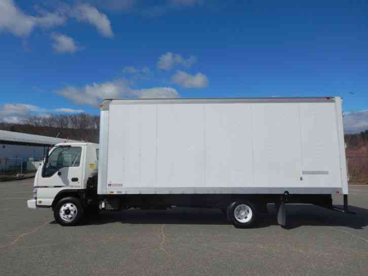 Gmc W4500 2007 Van Box Trucks