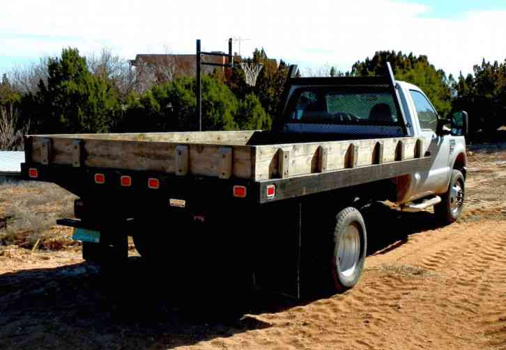 Ford F 350 Sd 2008 Commercial Pickups