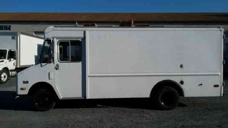Chevrolet Step Van (1965) : Van / Box Trucks
