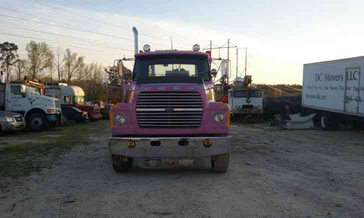 Ford heavy duty wrecker tow truck 1978 wreckers for Used tow motors for sale