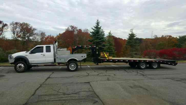 Service Body Hitches : Ford f utility service trucks