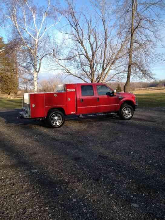 Used Bucket Trucks >> Ford (2011) : Utility / Service Trucks