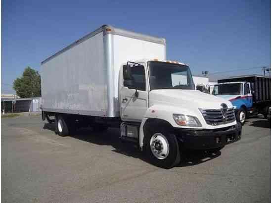 Ford e-450 (2003) : Van / Box Trucks