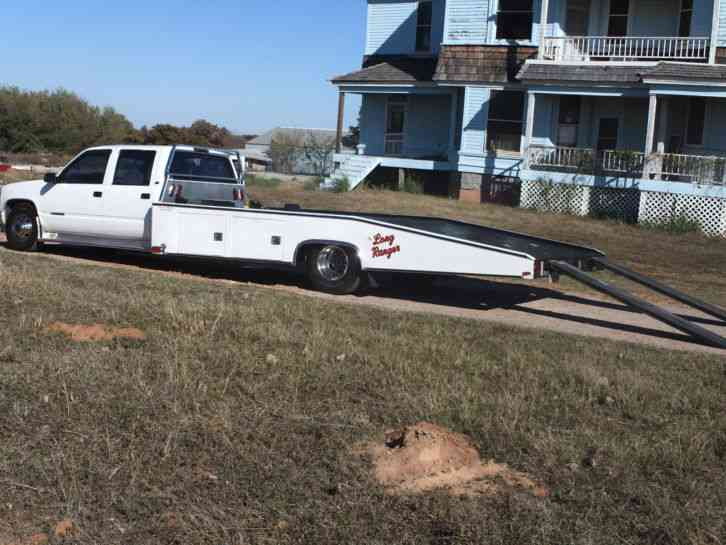 Gmc Hodges 20 Ft Ramp 1996 Flatbeds Rollbacks