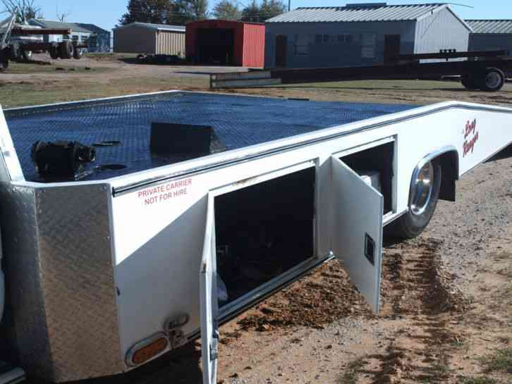 Utility Truck Beds For Sale >> GMC Hodges 20 Ft Ramp (1996) : Flatbeds & Rollbacks