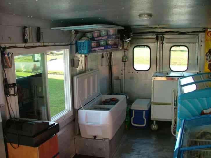P30 Step Van For Sale >> Chevrolet P30 step van (1989) : Van / Box Trucks