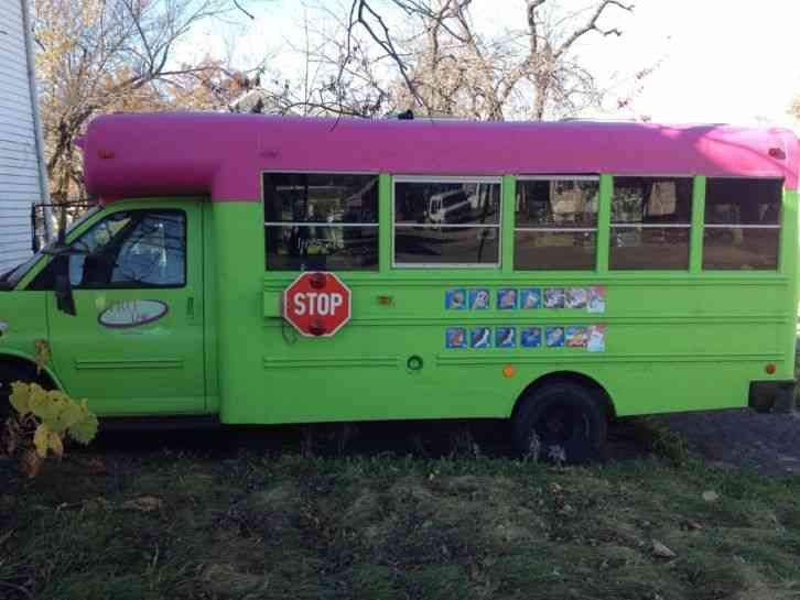 Ice Cream Truck For Sale >> Ford p350 Box Van (1971) : Van / Box Trucks