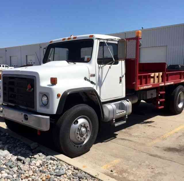 Mack XW (1996) : Bucket / Boom Trucks