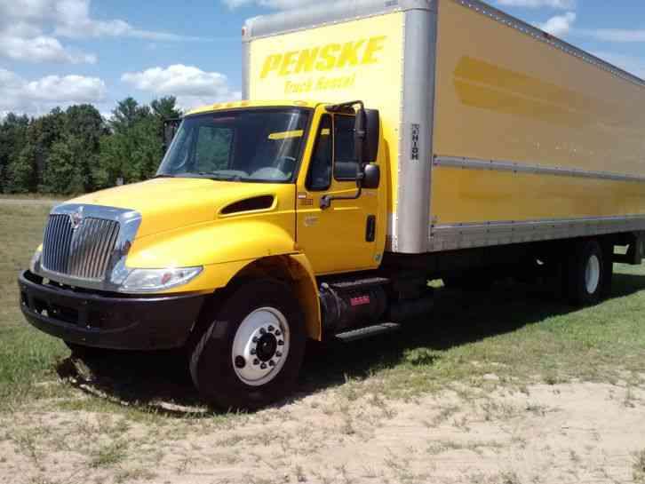 Freightliner sprinter 2500 2016 van box trucks for Mercedes benz c550 for sale