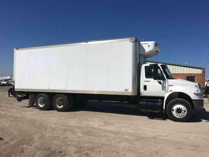 International Trucks For Sale >> International 4400 (2009) : Van / Box Trucks