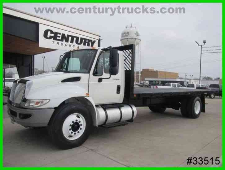 International® 4300 REGULAR CAB FLAT BED (2012)