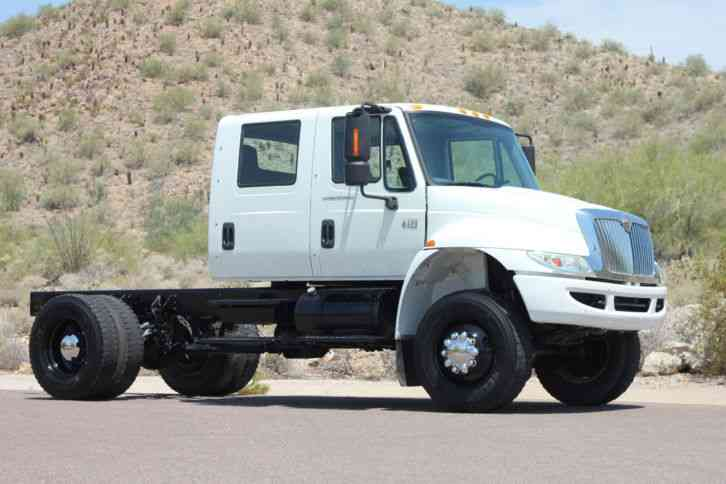 International 4200 (2008) : Medium Trucks