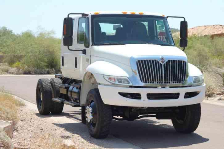 Used International Trucks >> International 4200 (2008) : Medium Trucks