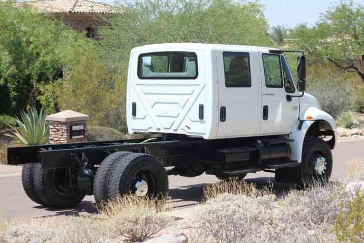 International 4200 (2008) : Medium Trucks