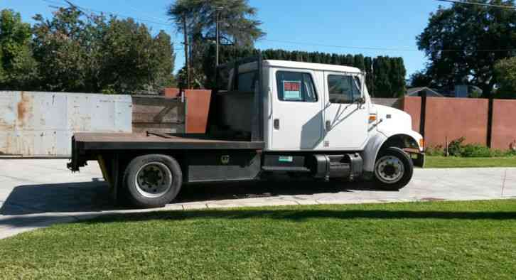 International Truck (2000) : Heavy Duty Trucks