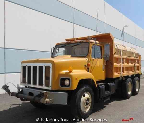 Heavy Truck Pto : International f heavy duty trucks