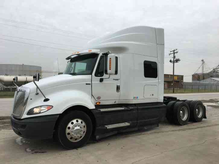International PROSTAR SLEEPER + (2013)