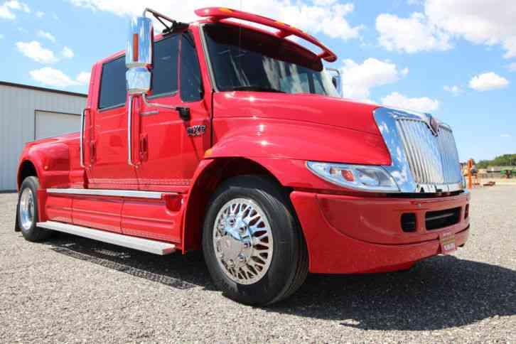 International Rxt 2007 Medium Trucks