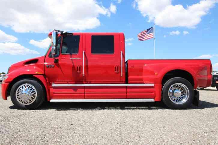 International RXT (2007) : Medium Trucks