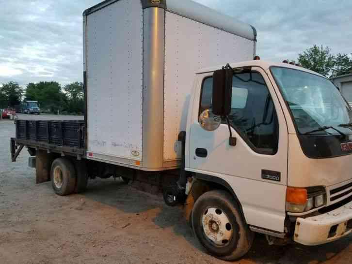 Isuzu Landscape Truck (2003)