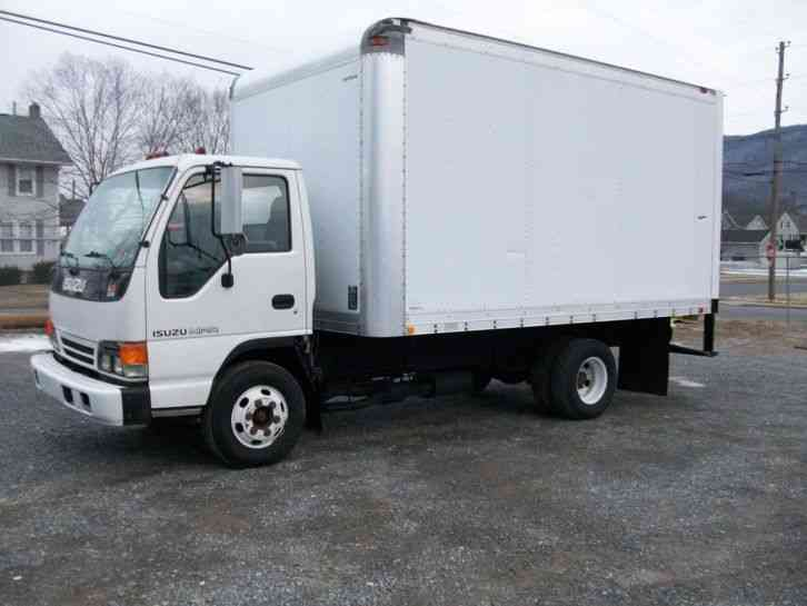 Box Truck For Sale January 2017