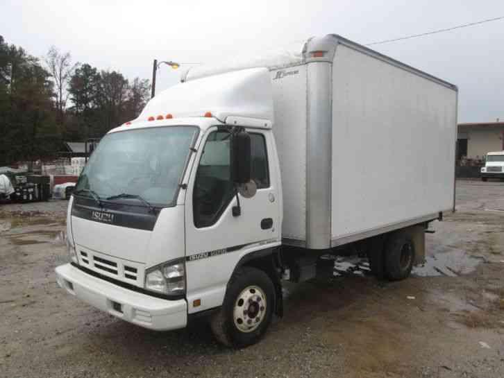 d28866c6e53f5f Isuzu NPR (2006)   Van   Box Trucks