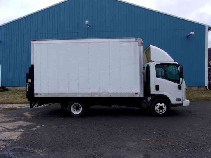 Box Truck Air Deflector Facias