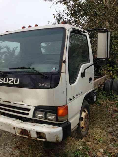 2000 isuzu npr service manual