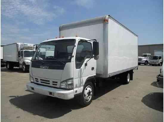 Truck Beds For Sale >> Isuzu NQR 18ft box truck delivery van 4CYL Isuzu Engine 190 hp (2007) : Van / Box Trucks