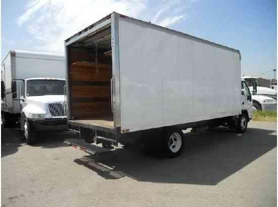 Gmc Truck Beds For Sale >> Isuzu NQR 18ft box truck delivery van 4CYL Isuzu Engine ...