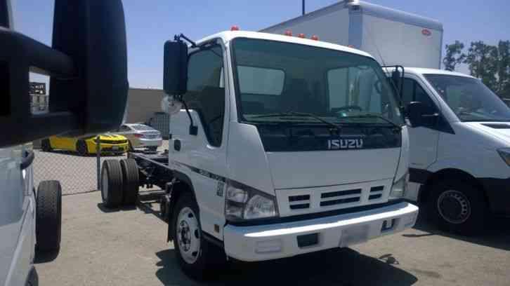 Isuzu Nqr Cab Amp Chassis 219k Miles 5 2l Turbo Diesel 17