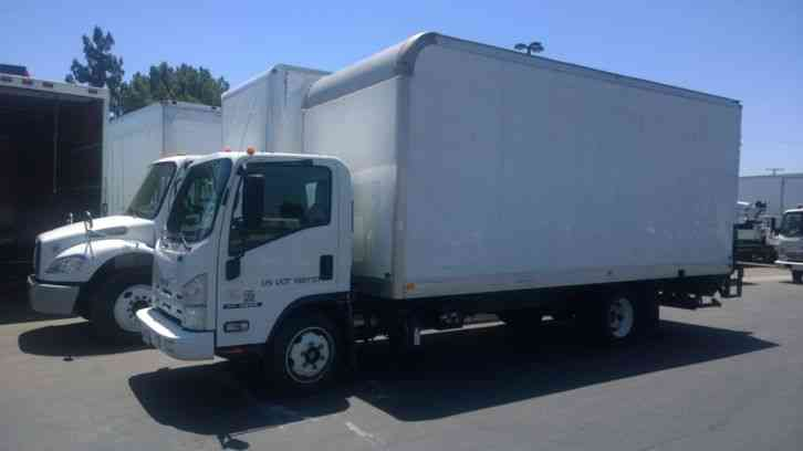 Ford Certified Pre Owned >> SUPER DEAL ISUZU NRR ONLY-200MILES Cab Chassis for Box Flatbed Dump Tow Truck (2016) : Medium Trucks