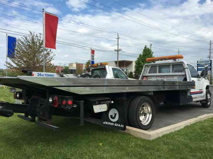 Tow Truck For Sale Canada >> GMC GMC 3500 HD (1995) : Flatbeds & Rollbacks