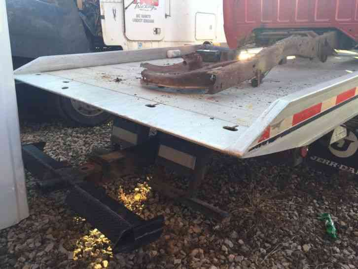 Utility Truck Beds For Sale >> JerrDan (2000) : Flatbeds & Rollbacks