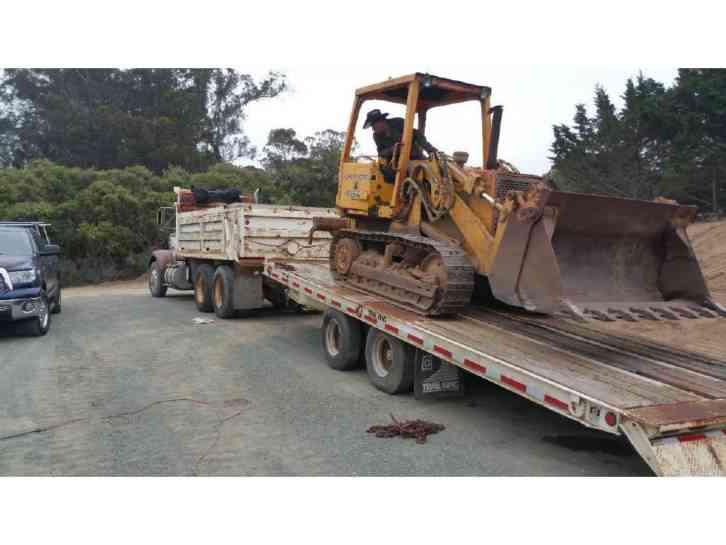 John Deere 455 G 1991 Heavy Duty Trucks