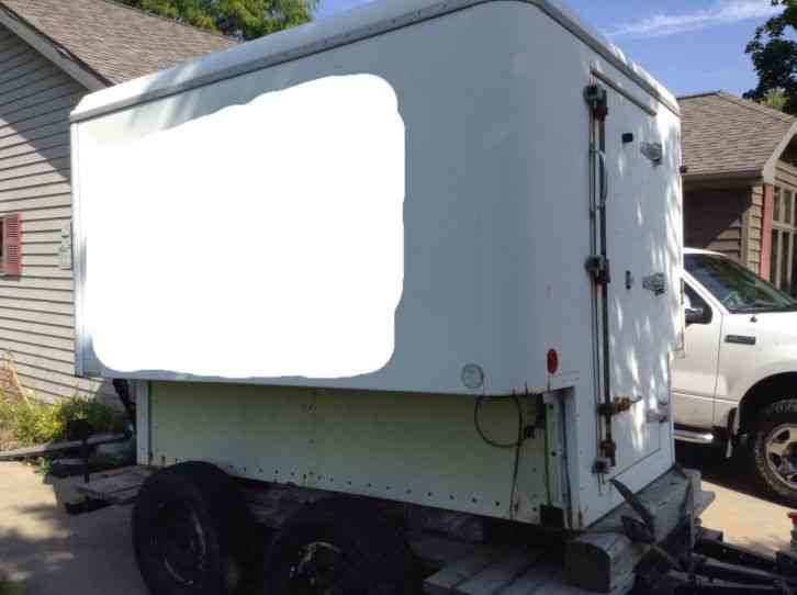 10 Foot Box Truck For Sale Ford E 350 10 Foot Box Truck