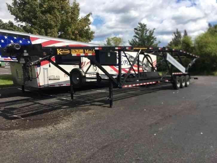 Kaufman Mini 5 Car Hauler 2017 Heavy Duty Trucks