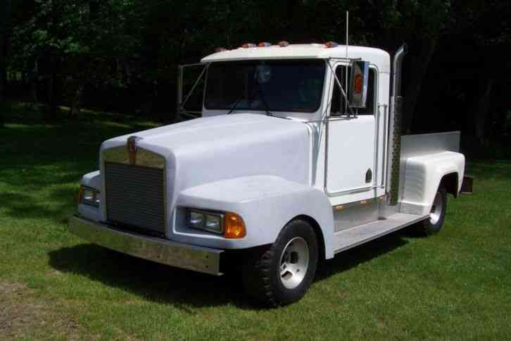 kenworth pickup truck conversion - HD 1600×1066