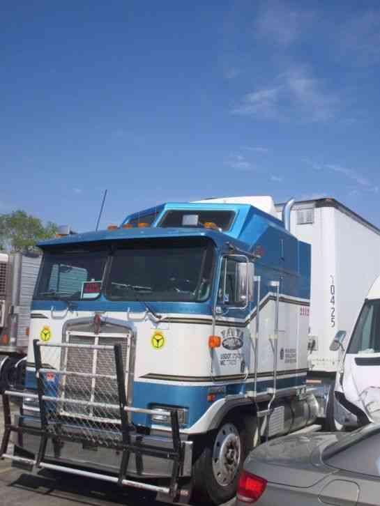 Transtar Transmission Parts >> Kenworth (1989) : Sleeper Semi Trucks