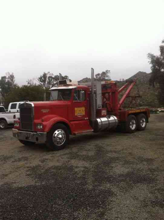Used heavy duty wreckers holmes 750 used wrecker bed autos post