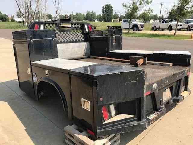 Knapheide Pgnd 868 2015 Utility Service Trucks