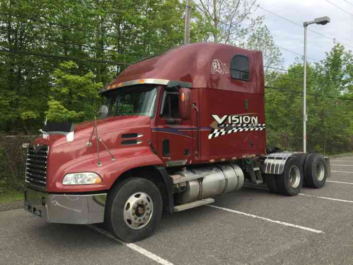 International 9400 N  A  2007    Sleeper Semi Trucks
